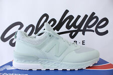 NEW BALANCE 574 SPORT MINT GREEN OFF WHITE 574S FRESH FOAM MS574SMT SZ 10.5