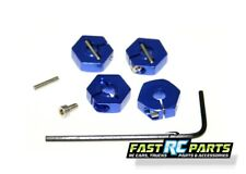Hot Racing Traxxas 1/16 E Revo Summit Wide Aluminum Wheel Hubs VXS10W06