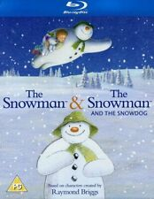 The Snowman / The Snowman and the Snowdog [Blu-ray] [1982] [DVD][Region 2]