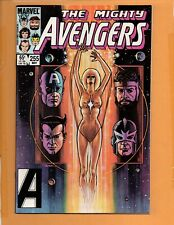 The Mighty Avengers #255 1st Series Legacy Of Thanos ! HIGH GRADE NM- to NM