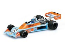 Minichamps tyrell Ford 007 f1 1976 A. pesenti rossi 1:43 400760037