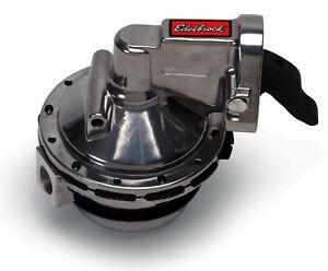 Mechanical Fuel Pump-Victor Series Fuel Pump Edelbrock 1711