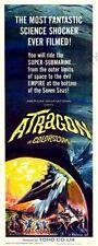 Atragon Slim Banner Poster 14X36 Replica