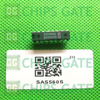 3PCS SAS560S Encapsulation:DIP-16,(SAS570S) integrat circuit