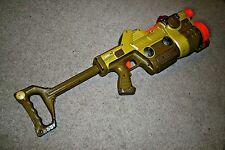 Lazer Tag Team Ops Master Blaster Laser Gun Toy Tiger Electronics missile TESTED