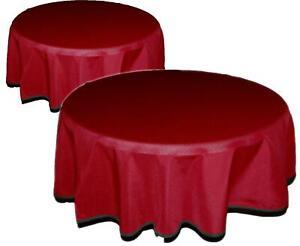 Tischdecke Rund Unterdecke Decke Tischtuch Tafeltuch Weihnachten Weihnachtsdecke