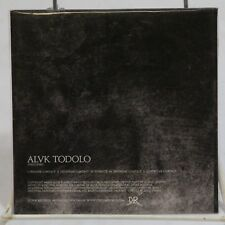 Finstrenis  Aluk Todolo CD  Jun-2009  Utech Records SEALED Milwaukee WI