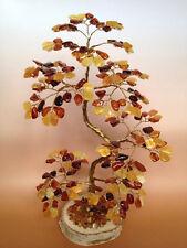 Natural Baltic Amber Tree TALL Money Luck tree  Bodhi Tree 琥珀 كهرمان Bonsai