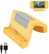 Nintendo Switch Lite Mini Portable Charging Dock, with USB Type C Port