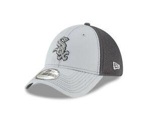 Chicago White Sox New Era MLB Grayed Out Neo 39THIRTY Flex Hat