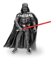 """Star Wars The Trilogy Collection Darth Vader 3.75"""" Action figure"""