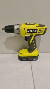 Ryobi 18V Cordless Hammer Drill LLCDI1802  + 1.3AH Battery