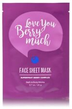 Bath & Body Works Face Sheet Mask LOVE YOU BERRY MUCH