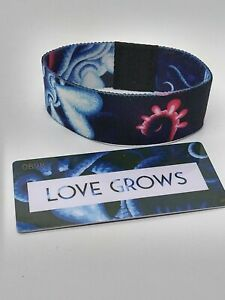 ZOX - LOVE GROWS - Wristband with Card Reversible