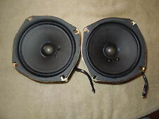 """BOSE  car speaker 98-04 CORVETTE   5.5"""" INCH REAR SIDE SPEAKERS"""