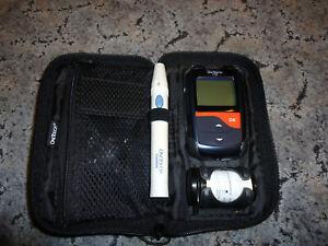 One Touch Vita / Comfort Set mit Tasche, gebraucht