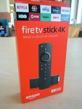 NEW SEALED 2021 AMAZON FIRE TV STICK 4K ALEXA VOICE REMOTE 2ND GEN HDTV HDMI !