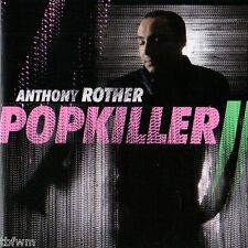 Anthony rother-popkiller II-rare CD album-techno electro-DataPunk