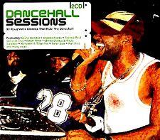CDx2 - Various - Dancehall Sessions (REGGAE, RAGGA & DANCEHALL) MINT & SEALED