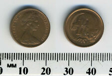 Australia 1977 - 1 Cent Bronze Coin - Feather-tailed Glider