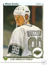 Wayne Gretzky 90 UD 1990-91 Kings Oilers #54 MINT