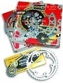 Couronne Kit chaine Hyper renforcé KTM SXC 625 LC4 , 2003 - 2006