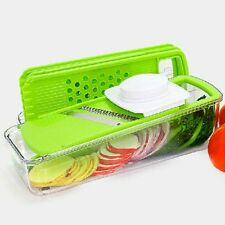 Multifunction Manual Vegetable Slicer
