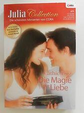 Julia Collection Cathie Linz Die Magie der Liebe Cora Verlag Buch Roman