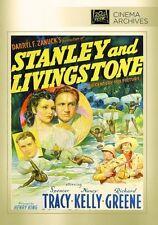 Stanley & Livingstone (1939 Spencer Tracy) - Region Free DVD - Sealed