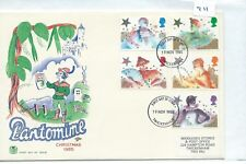 Gb - First Day Cover - Fdc - 911 - Specials - 1985 - Christmas
