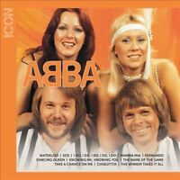 ABBA Icon CD (2012)  w or w/O CASE CHOOSE EXPEDITED SHIPPING WITH CASE