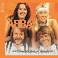 New Listing(3A) Abba - Icon [New Cd]