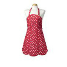 C'est Ca Apron Red Star