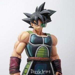 "Anime Dragonball Super Z Bardock Grandista action figure collectible PVC 12"""