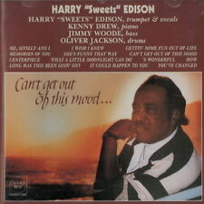 "Harry ""Sweets"" Edison Can`t Get Out Of This Mood 1990 Orange Blue CD"