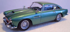D Agostini - Aston Martin DB4 Coupe Metallic Green 1/43 Scale New Bubble Pack