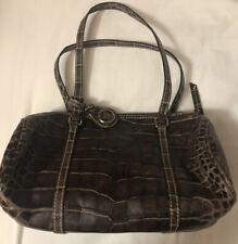 Authentic Dooney And Bourke Vintage Nile Boston Bag EUC