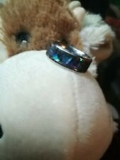 size 9. Mens Ring,