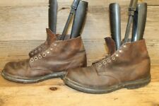RED WING MENS BROWN LEATHER CHUKKA/WORK BOOTS SZ 12 A