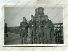 Foto, Luftwaffe, Soldaten auf der Weichselbrücke in Warschau, Polen 21096