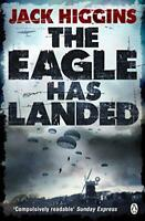 The Eagle Has Landed by Higgins, Jack, NEW Book, FREE & FAST Delivery, (Paperbac