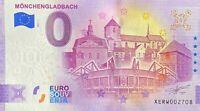 BILLET 0  EURO MONCHENGLADBACH ANNIVERSARY ALLEMAGNE 2021  NUMERO DIVERS