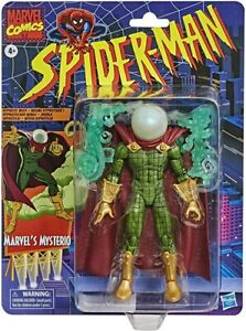 Marvel Legends Spider-Man Retro 6-inch Collectible Marvel's Mysterio