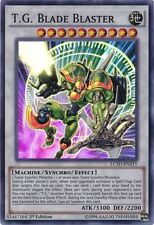T.G. BLADE BLASTER  - (LC5D-EN0215) -  Super - 1st - Yu-Gi-Oh Legendary 5Ds