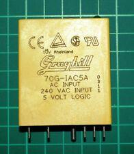 Grayhill Input modules 70G-IAC5A 70G-1AC5A IAC5A 70G 70G-IAC5 - New No Box