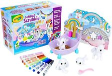 Crayola Scribble Scrubbie Peculiar Pets, Kids Toys, Gift for Kids, Ages3+