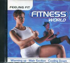 Fitness World - Feeling Fit - music cd - New & sealed