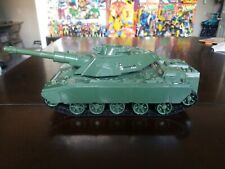 Collectors hasbro GI JOE Motorized 1998 MOBAT Battle TANK Green