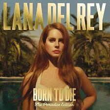 LANA DEL REY BORN TO DIE the PARADISE EDITION 8-TRACK VINYL LP SEALED