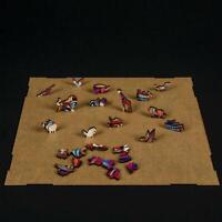 Amazing Wooden Jigsaw Puzzle Irregular Unique Shape Gift Adults Kids Ideal UK